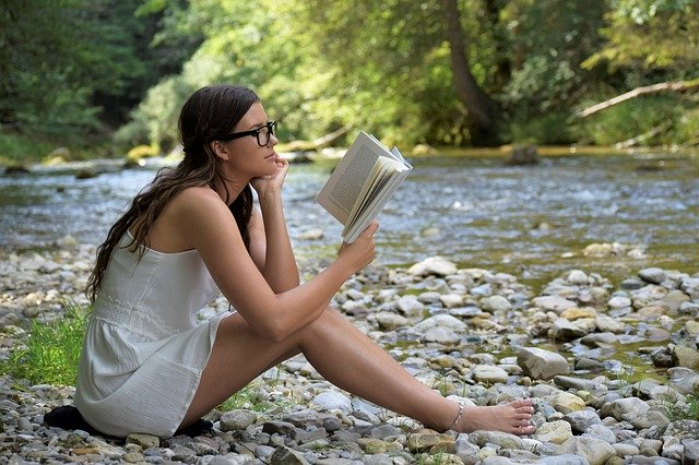 Selbstbeeinflussung und Persönlichkeitsentwicklung durch lesen